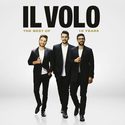 Il Volo - 10 Years: The Best Of (CD)