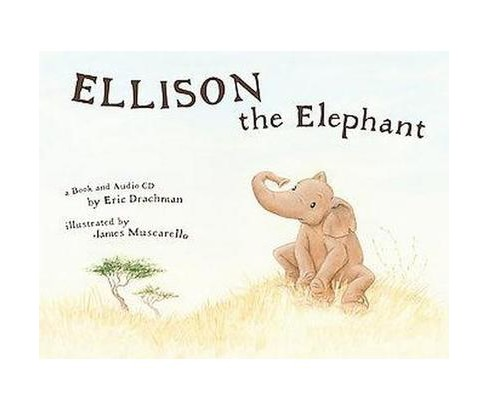 Ellison The Elephant (School And Library) (Eric Drachman) - image 1 of 1