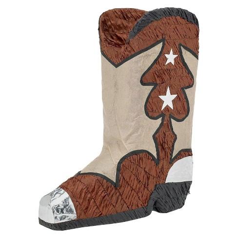 Cowboy Boot Pinata - image 1 of 1