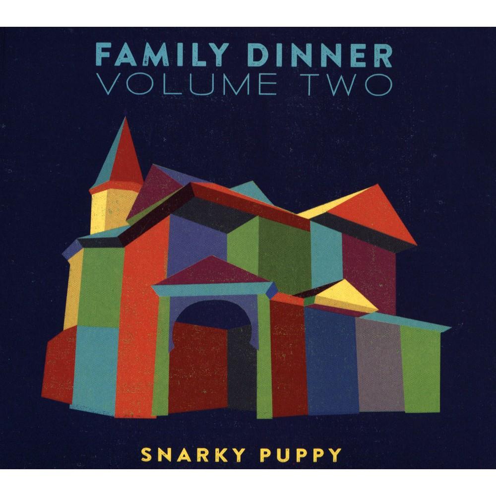 Snarky Puppy - Family Dinner Vol 2 (CD)