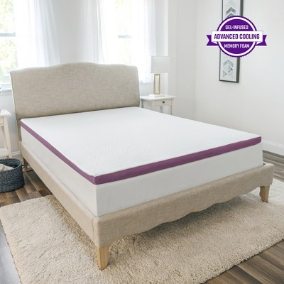 SensorPEDIC 2-Inch Advanced Cool Transcend Memory Foam Bed Topper