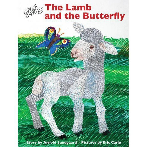 The Lamb and the Butterfly - by  Arnold Sundgaard (Hardcover) - image 1 of 1