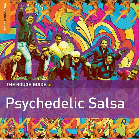 Various - Rough guide to psychedelic salsa (CD) - image 1 of 2