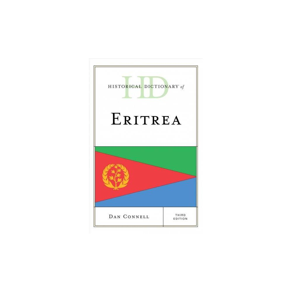 Historical Dictionary of Eritrea - 3 by Dan Connell (Hardcover)