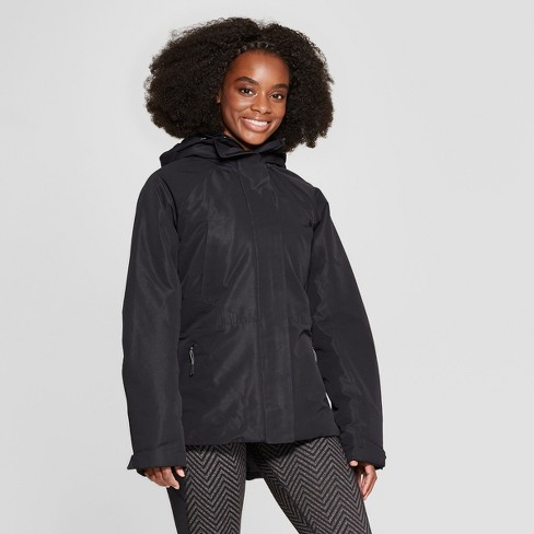 Women's Puffer Snow Jacket - C9 Champion® - image 1 of 2