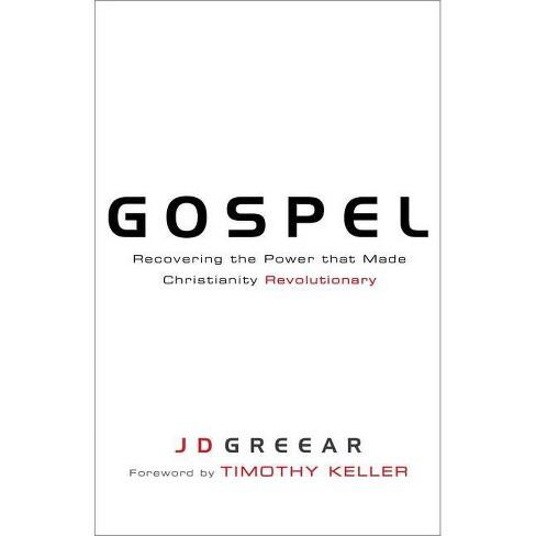 Gospel - by  J D Greear (Paperback) - image 1 of 1