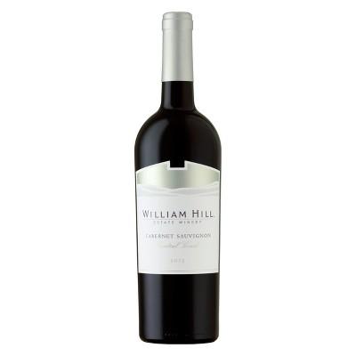 William Hill Estate North Coast Cabernet Sauvignon Red Wine - 750ml Bottle