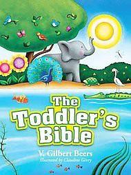 Toddler's Bible (Reprint)(Hardcover)(V. Gilbert Beers)