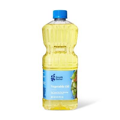Vegetable Oil - 48oz - Good & Gather™