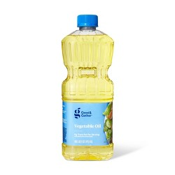 Vegetable Oil - 48oz - Good & Gather™