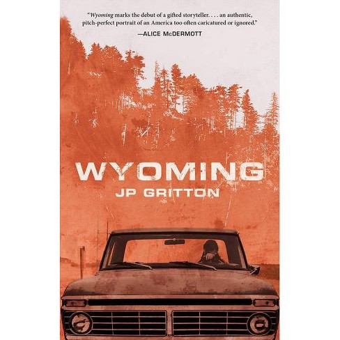 Wyoming - by  Jp Gritton (Paperback) - image 1 of 1