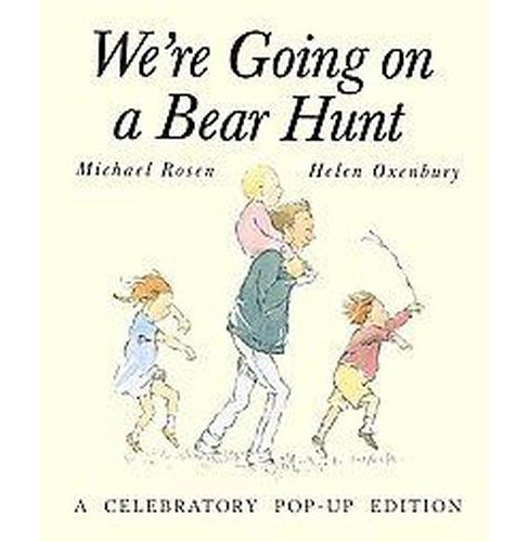 We're Going on a Bear Hunt : A Celebratory Pop Up Edition (Hardcover) (Michael Rosen) - image 1 of 1