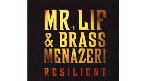 Mr. Lif - Resilient (CD) - image 1 of 1