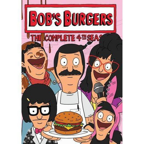 Bob's Burgers: The Complete Fourth Season (DVD) - image 1 of 1