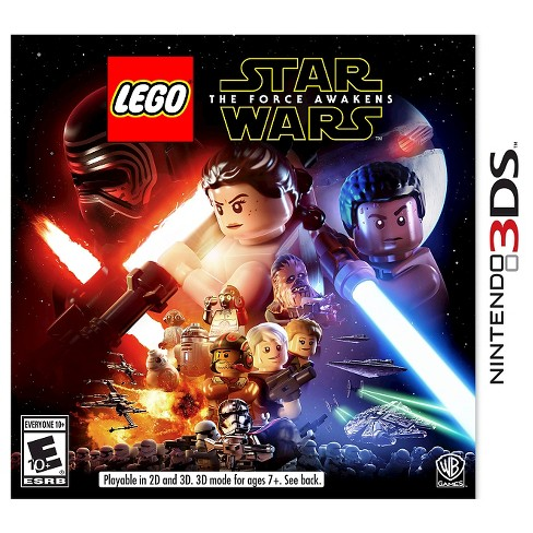 LEGO Star Wars: The Force Awakens Nintendo 3DS - image 1 of 1