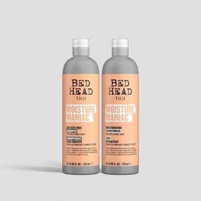 TIGI Bed Head Moisture Maniac Moisturizing Hair Care Collection - 50.72 fl oz