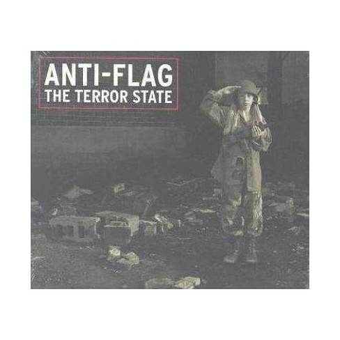 Anti-Flag - Terror State (PA) (CD) - image 1 of 1