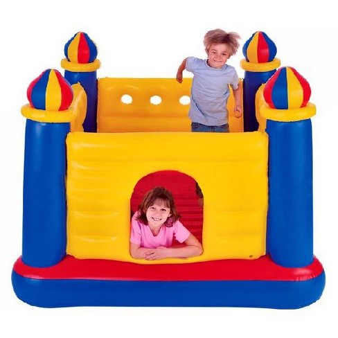 f60f448a0 Intex Inflatable Jump O Lene Ball Pit Outdoor Castle Bouncer W  100 ...