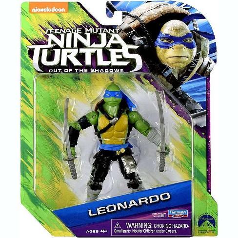Teenage Mutant Ninja Turtles Out Of The Shadows Leonardo Action