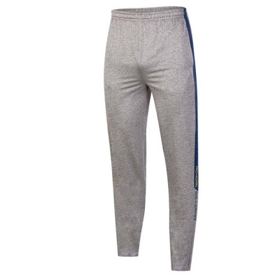 NCAA Michigan Wolverines Men's Gray Athletic Jogger Pants