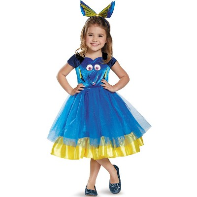 Finding Dory Dory Tutu Deluxe Toddler Costume