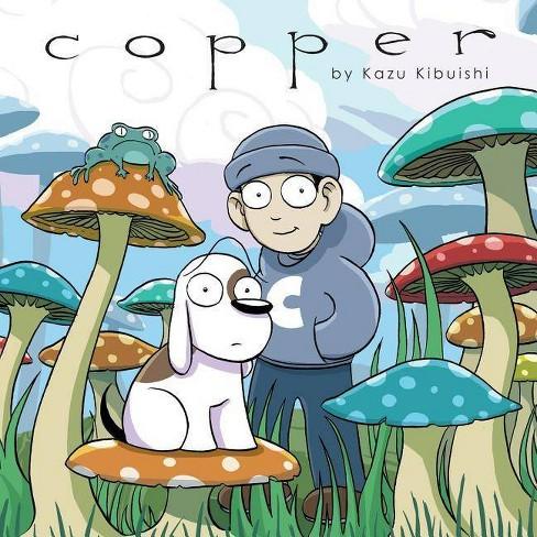 Copper - by  Kazu Kibuishi (Paperback) - image 1 of 1