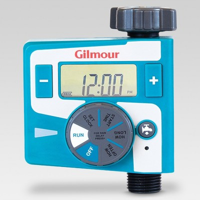 Gilmour® Electrical Timer, Single Outlet