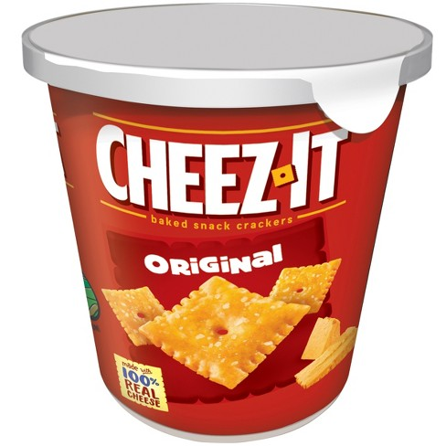 Cheez-It Original Baked Snack Crackers Mini Cup - 2.2oz - image 1 of 4