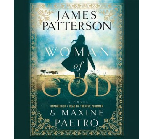 Woman of God : Library Edition (Unabridged) (CD/Spoken Word) (James Patterson) - image 1 of 1