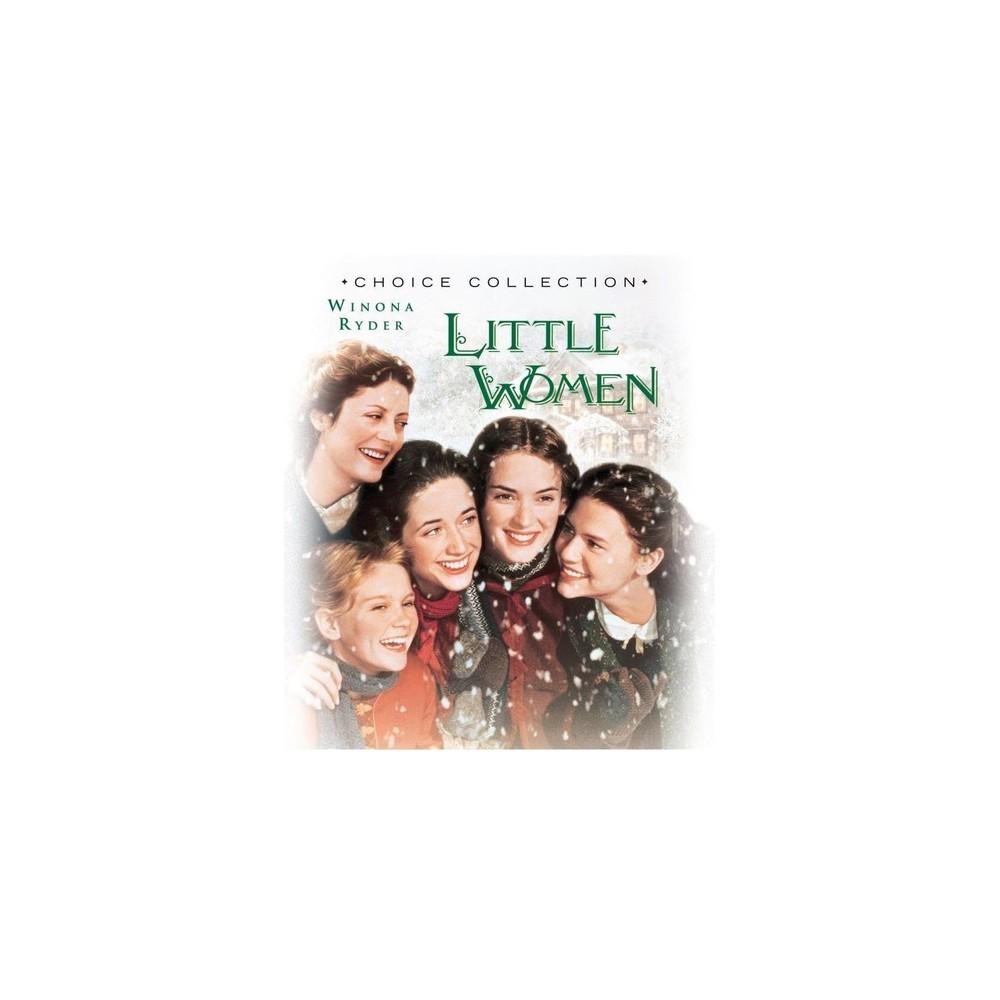 Little Women (Blu-ray), Movies