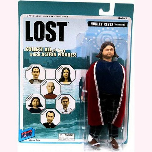 Lost Series 2 Hurley Reyes Action Figure - image 1 of 1