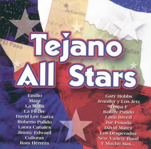 Various - Tejano all stars (CD) - image 1 of 1