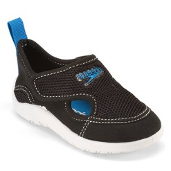 Speedo Toddler Water Shoes L - Black