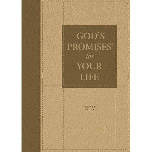 God's Promises for Your Life - by  Jack Countryman (Leather_bound) - image 1 of 1
