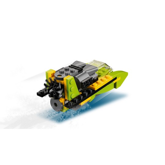 LEGO Creator Helicopter Adventure 31092 image number null