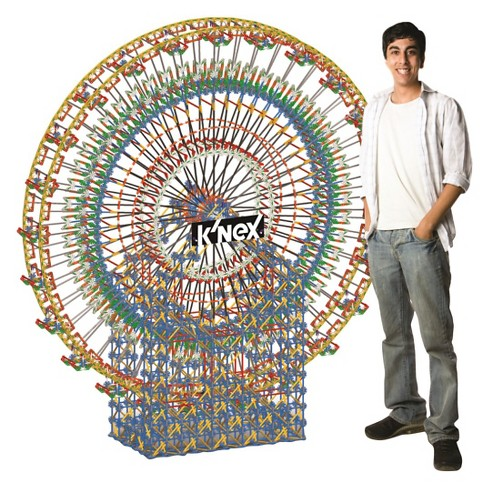 K'NEX® 6-Foot Ferris Wheel - image 1 of 3