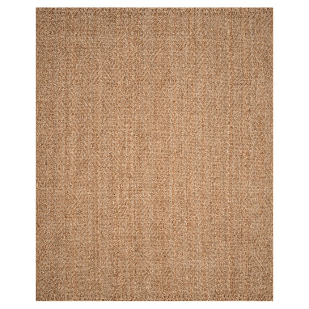 Natural Abstract Loomed Area Rug - (8'X10') - Safavieh