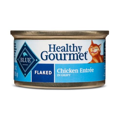 Wet Blue Buffalo Cat Food