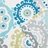 Marina Printed Medallion 3M Scotchgard Outdoor Curtain - image 4 of 4