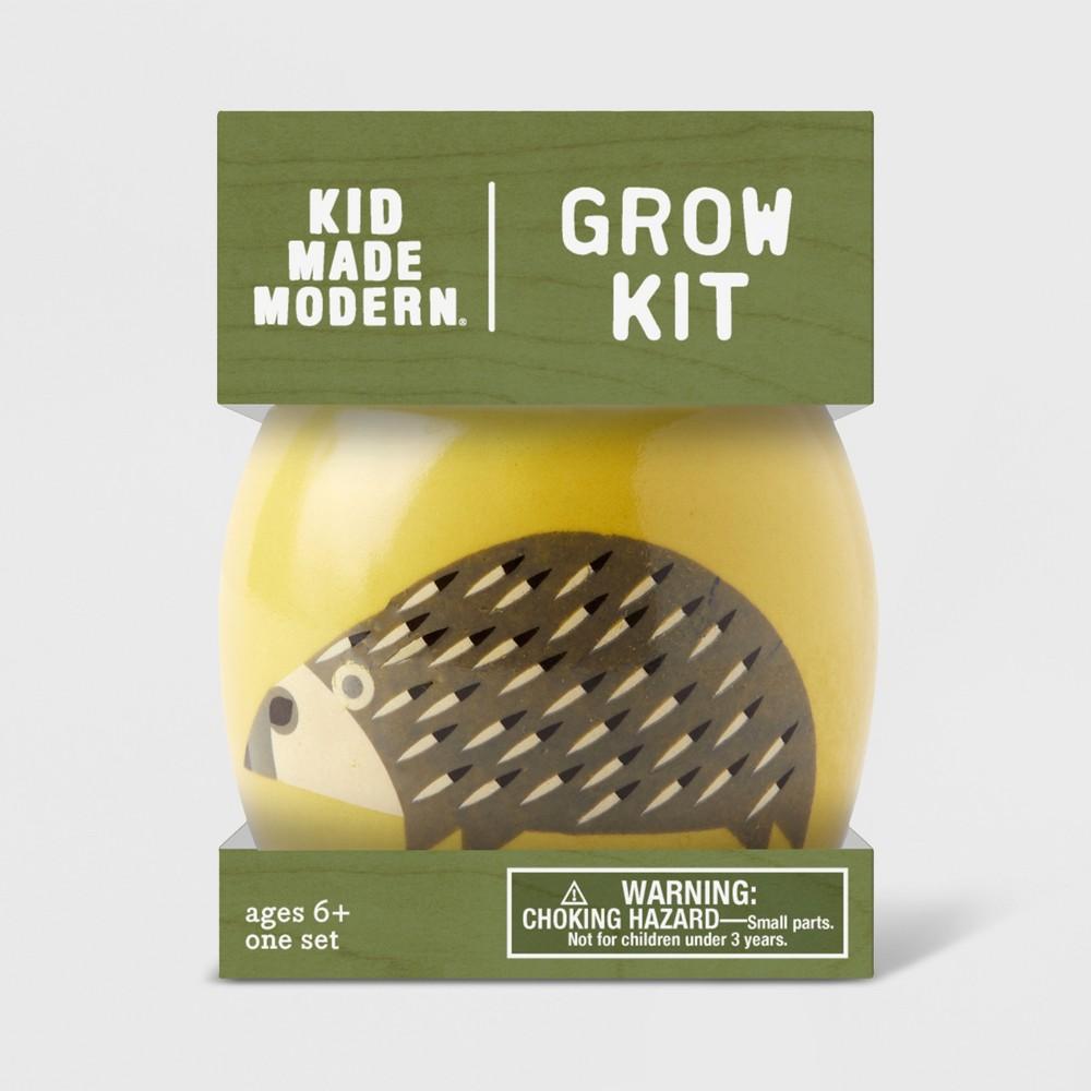 Image of Hedgehog Indoor/Outdoor Mini Grow Kit - Kid Made Modern