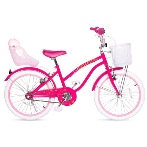"""Our Generation 20"""" Kids' Bike with Doll Seat - image 1 of 4"""