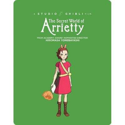 The Secret World of Arrietty (Blu-ray)(2021)