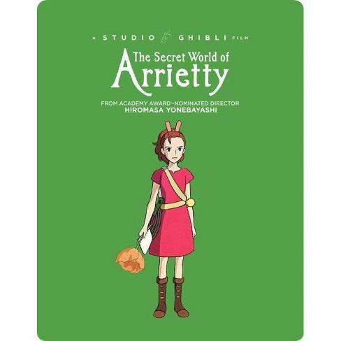 The Secret World of Arrietty (Blu-ray)(2021) - image 1 of 1