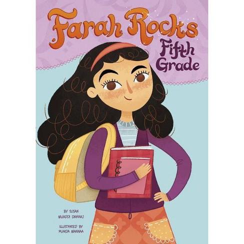 Farah Rocks Fifth Grade - by  Susan Muaddi Darraj (Hardcover) - image 1 of 1