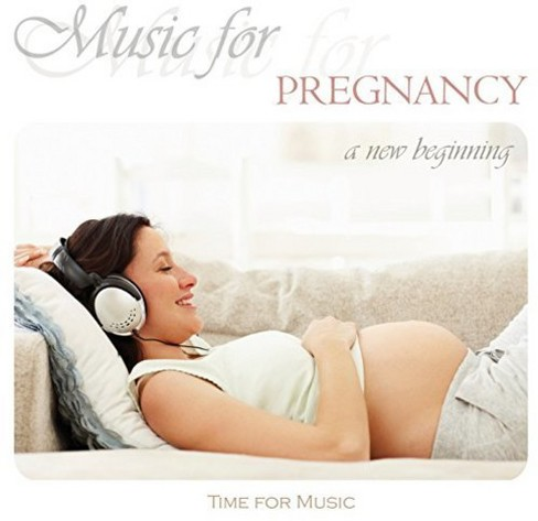 Time for music - Music for pregnancy:New beginning (CD) - image 1 of 1