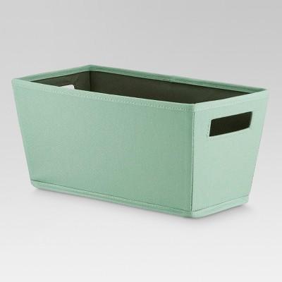 Fabric Quarter Bin - Light Green - Threshold™