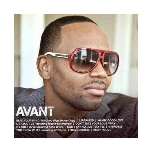 Avant (R & B) - Icon: Avant (CD) - image 1 of 1