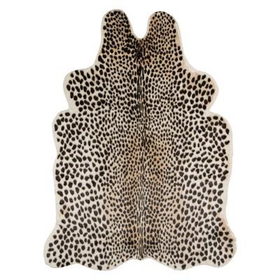 "5'3""X7'10"" Cheetah Loomed Novelty Area Rug - Erin Gates By Momeni"