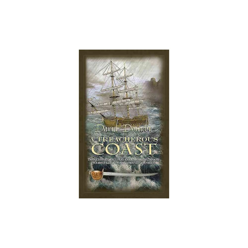 Treacherous Coast (Hardcover) (David Donachie)