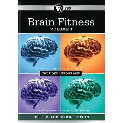 Pbs Explorer Collection: Brain Fitness Volume 1 (DVD) - image 1 of 1